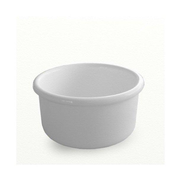 Ovnfast souffleskål 2,5 ltr - ovnfast porcelæn - Mille serien - Eslau varenr. 4014