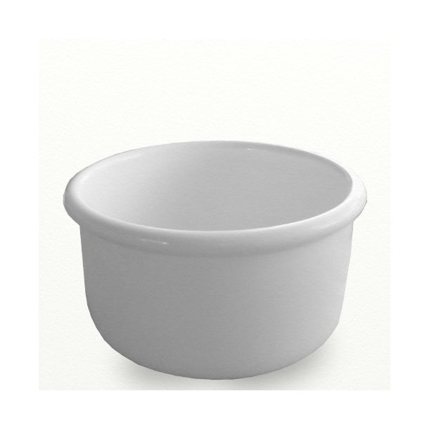 Souffleskål 4,0 ltr - ovnfast porcelæn - Mille serien - Eslau varenr. 4016
