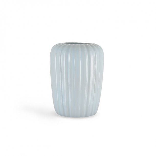 Eslau vase, a4, medium turkis, originalt dansk design