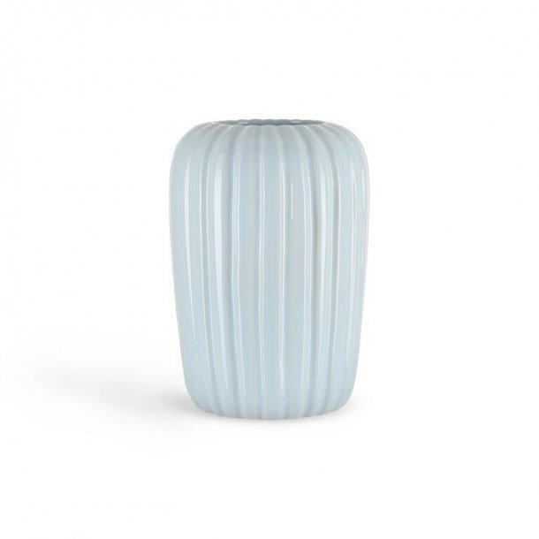 Eslau vase,a5, høj mint blå, originalt dansk design