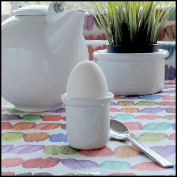 Æggebæger - Mille stellet - design Tue.