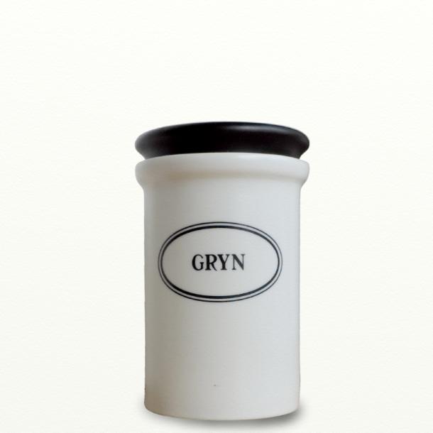 Opbevaringskrukke 1,2 l Gryn - Design Bjarne Bo
