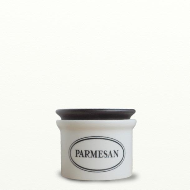 Opbevaringskrukke 0,5 ltr - parmesan - design Bjarne Bo