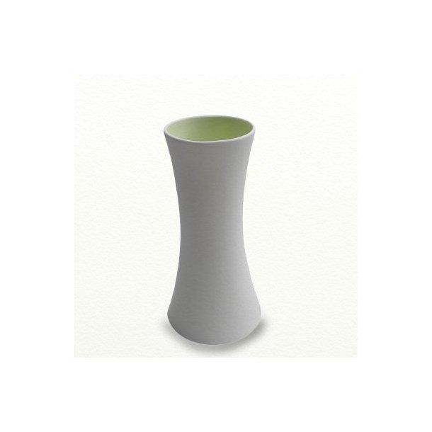 SILENCE Vase høj, æblegrøn