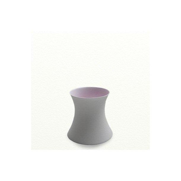 SILENCE vase, lav ,Lilla