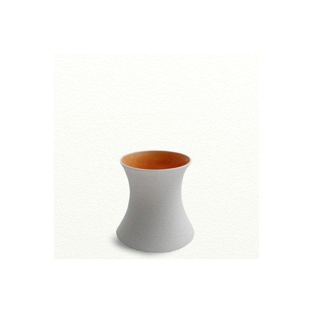 SILENCE vase, lav, Orange