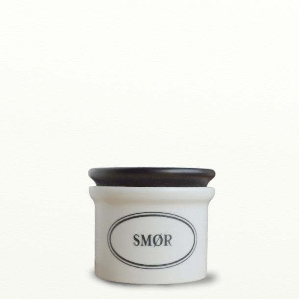 Opbevaringskrukke 0,5 l Smør - Design Bjarne Bo