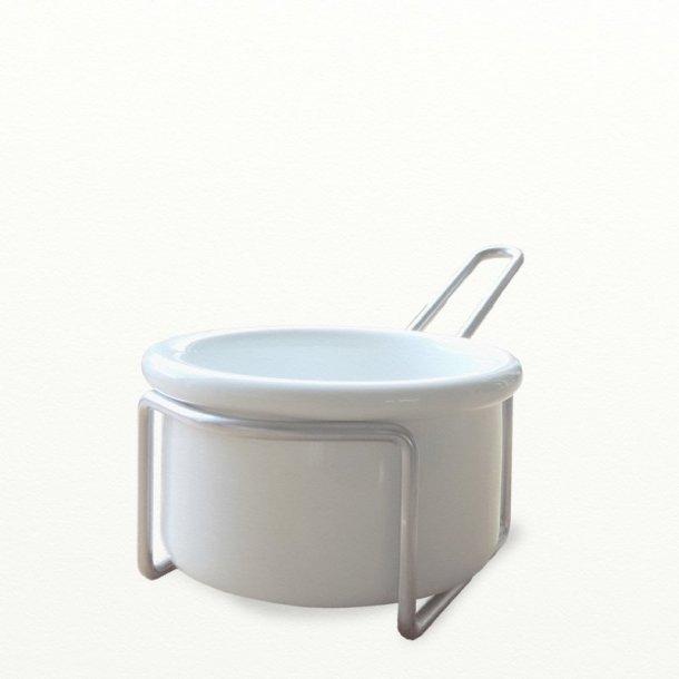 Ovnfast skål 0,6 ltr m. fadholder - MILLE - Dansk design Tue