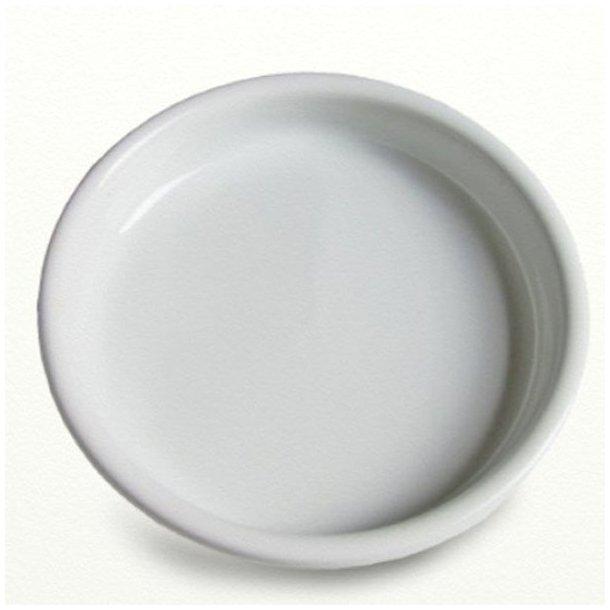 Tærtefade Ø 32 cm - ovnfast porcelæn - Mille serien - Eslau varenr. 4020.